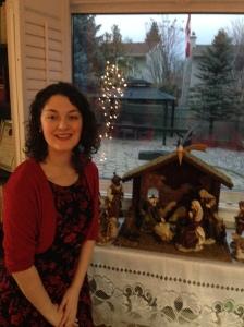Our Nativity Scene.