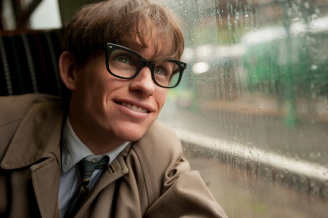 http://bit.ly/1Jo3cPh Eddie Redmayne as Stephen Hawking