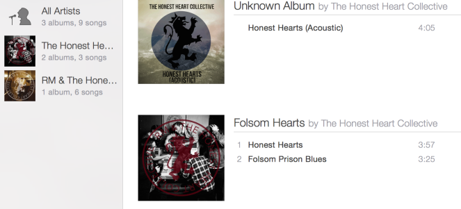 My collection of HHC tunes.