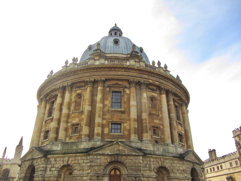 Oxford - Radcliffe Camera (Rejection)